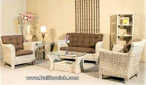 Rattan Living Room Furniture Wicker Living Room Set Rattan And Wicker Living Room Wicker Living