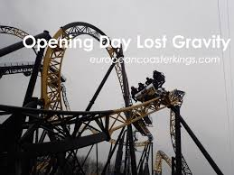 Six Flags Season Pass Lost Lost Gravity Opens At Walibi Holland European Coaster Kings
