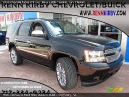Chevy Tahoe 2014 Interior Black 2014 Chevrolet Tahoe Ltz 4x4 Light Titanium Dark