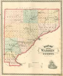 Map Indiana File Warren County Indiana Map From 1877 Atlas Png Wikimedia