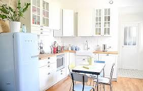 cuisine télé télé pour chambre unique cuisine ikea blanc bleu avec chambre