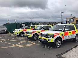 land rover rnli irish coast guard howth unit news