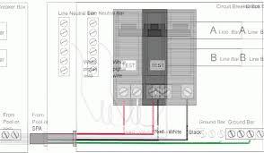gfci breaker wiring diagram wiring diagram simonand