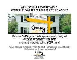 unique property websites century 21 covered bridges real estate