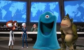 sci fi nerd animation wednesday u2013 monsters aliens 2009