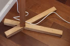 paper l shade replacement lighting diy floor l wood shade replacement chandelier paper