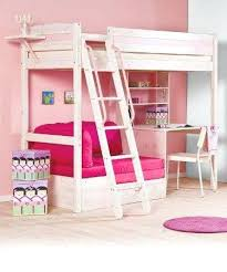 girls loft bed with a desk and vanity girls loft bed with desk home design native style queen bunk bed