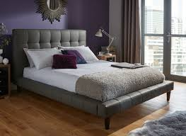 leather bed frames uk genwitch
