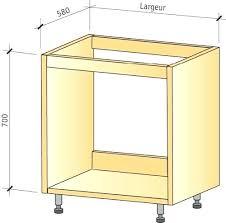 meuble caisson cuisine caisson de cuisine bas meuble de cuisine bas faible profondeur 1