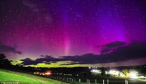 The Southern Lights Southern Lights In Tasmania Captured In Stunning Images Daily