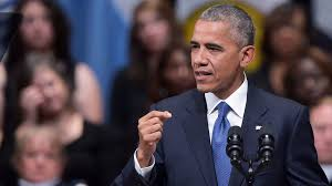 president obama often spoke about race relations in the u s here