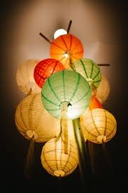 Paper Lantern Chandelier Paper Lantern Chandelier Paper Lantern Chandeliers