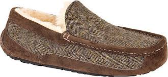 ugg ascot sale mens mens ugg ascot tweed slipper free shipping exchanges