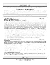 Sample Resume For Network Administrator by Download Cisco Voice Engineer Sample Resume Haadyaooverbayresort Com