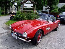 bmw 507 roadster 1957 bmw 507