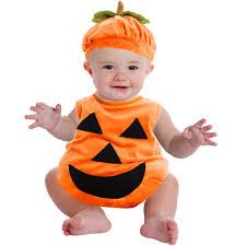infant halloween costume pumpkin bubble infant halloween costume walmart com