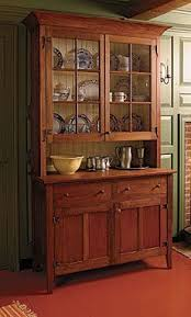 Hutch China Build A Country Hutch Fine Woodworking Article Furniture