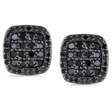 diamond stud earrings for men 28 amazing black diamond stud earrings for men eternity jewelry