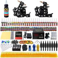 tattoo gun kit ebay