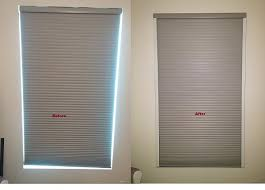 Best Room Darkening Blinds Do You Have Blackout Shades That Allow Light To Come In Along Both