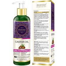 pure coldpressed castor carrier oil 100 ml morpheme remedies india