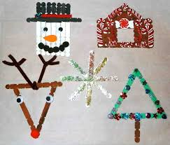 fun christmas crafts for kids easy cheminee website