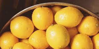 meyer lemons from ojai california sunshine in a box huffpost