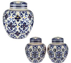 What Is Ginger Jars Choice Of Illuminated Porcelain Ginger Jar By Valerie U2014 Qvc Com