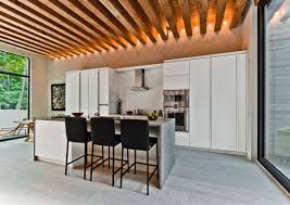 ecological property in montreal with contemporary exposed beams ecological house montreal ecological property in montreal with contemporary exposed beams others