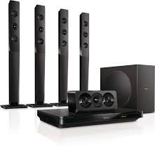 home theater columns 5 1 3d blu ray home theater htb3570 40 philips