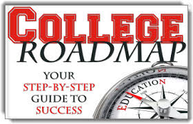 search road map college match how to find it college search step two