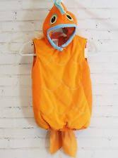 Goldfish Halloween Costume Kids Fish Costume Ebay
