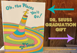 pre k graduation gifts seuss graduation gift keep moving forward with me