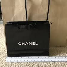 chanel small chanel gift bag from top 10 seller s closet on