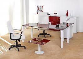 bureau carré bureau carre 180 75 ep12 emaille socle blanc