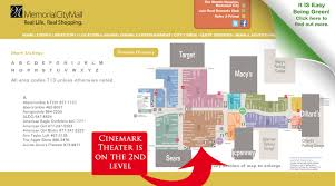 Galleria Mall Store Map Memorial City Mall Store Map Images