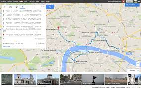 Map My Route Google by Google Lat Long Hit The Road With The New Google Maps Preview