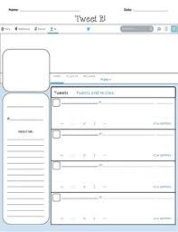 twitter template blank book characters templates and twitter