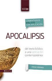 comentario bíblico con aplicacion nvi apocalipsis by craig s