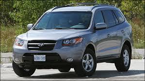hyundai santa fe canada hyundai airbag recall in canada auto123 com