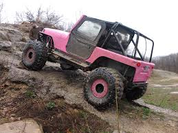pink jeep lifted pink jeep http www iseecars com used cars used jeep for sale