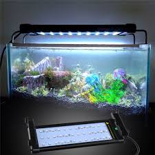 color changing led fish tank lights fish and aquarium hood lighting 16 color changing remote controlled