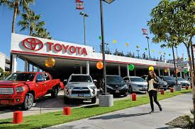 toyota ww north hollywood toyota dealership plans 10 million expansion