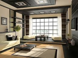 Bedroom With Living Room Design Zen Inspired Interior Design