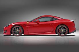 Ferrari California Evo - ferrari california t novitec rosso car road sunset wallpapers