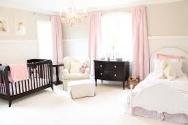 Pink And White Curtains For Nursery Curtain Up And Away Nursery Blackout Pencil Pleat Curtains