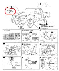 wiring diagram 1999 nissan frontier 4x4 28 images 1999 nissan
