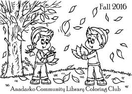 coloring club u2014 anadarko community library