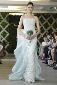 two color wedding dress wedding dress trend two tone bridal gowns light gray blue ivory