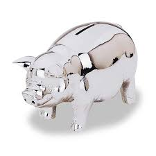 keepsake piggy bank reed barton classic piggy bank bloomingdale s
